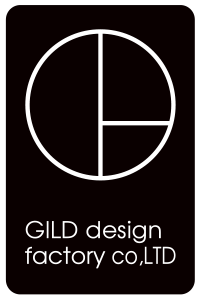 GILD design factory co,LTD